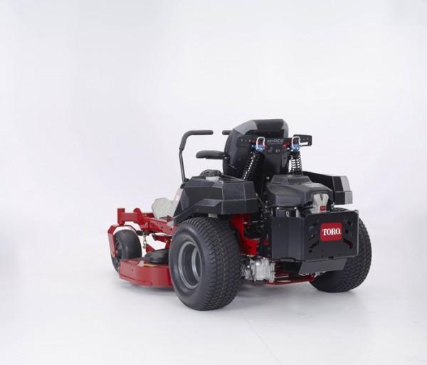 Toro TimeCutter HD XS4850 with MyRide, Toro twin cyclinder engine, 3 blade  74866